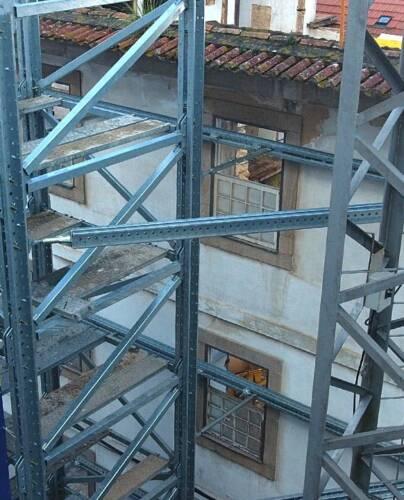 Construction d'un bâtiment résidentiel – Aveiro
