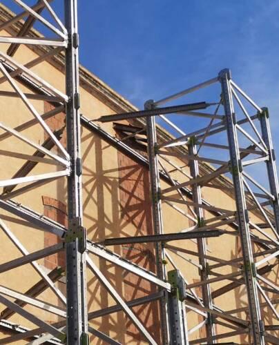 Bâtiment résidentiel à Lisbonne