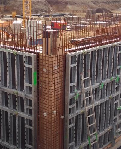 Bâtiment commercial Lavra