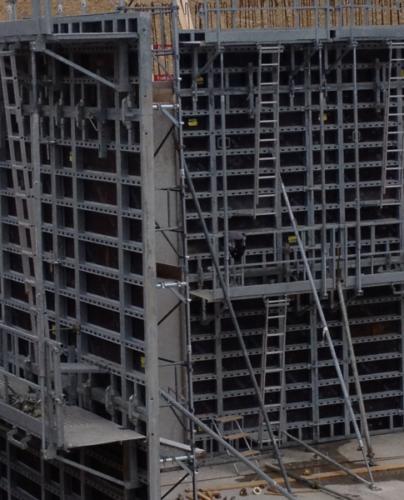 Bâtiment industriel Bâle