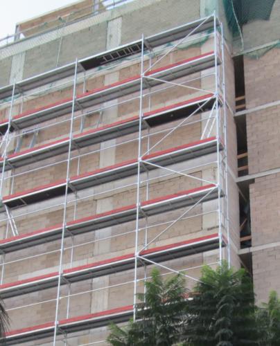 Bâtiment résidentiel Maputo